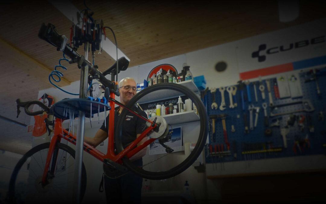 Covid19 – Fahrrad-Service bleibt sichergestellt