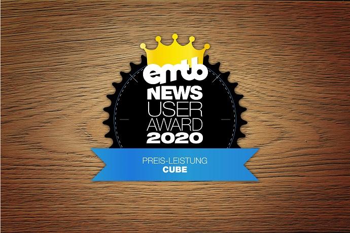 """Gold für Cube – """"Bestes Preis-Leistungs-Verhältnis"""""""