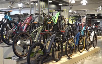 Cube Bikes 2021 – Showroom
